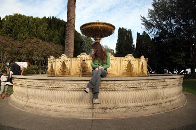 Plaza de Viña Del Mar Park, Sausalito