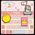 Pinky Kitty keyboard icon