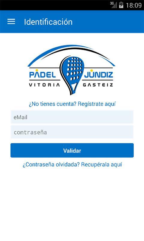Скриншот Padel Jundiz