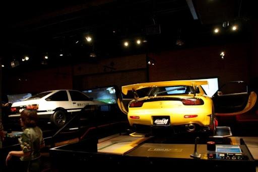simulador coche japon