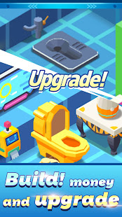 Download Idle Toilet Tycoon For PC Windows and Mac apk screenshot 2