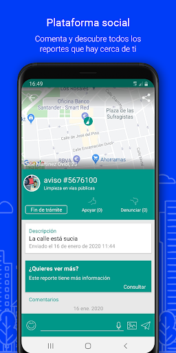 Avisos Madrid screenshot 6