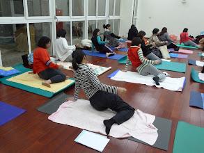 Photo: 20110316健康活力瑜珈003