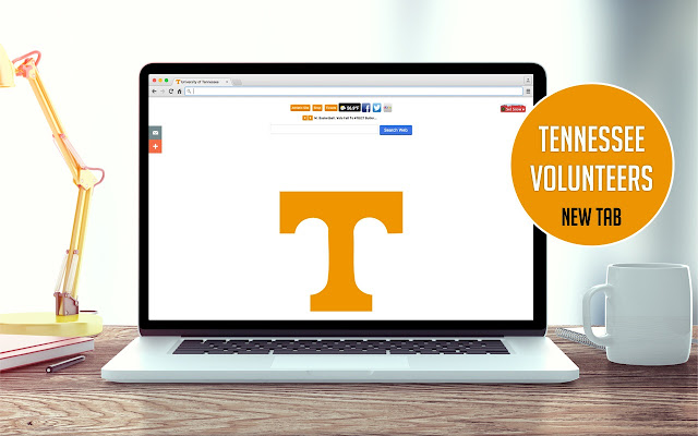 University of Tennessee New Tab