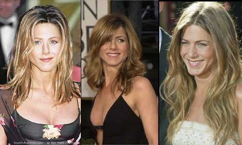 is Jennifer Aniston Hair Look What You Want ?