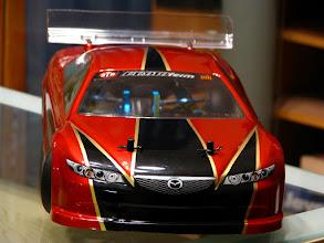 Photo: Uusi kisakori Mazda6 kaudelle 2010