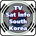 TV Sat Info South Korea icon
