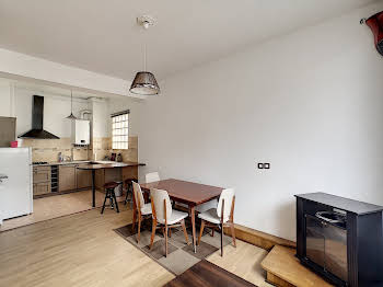 Studio meublé 41,5 m2
