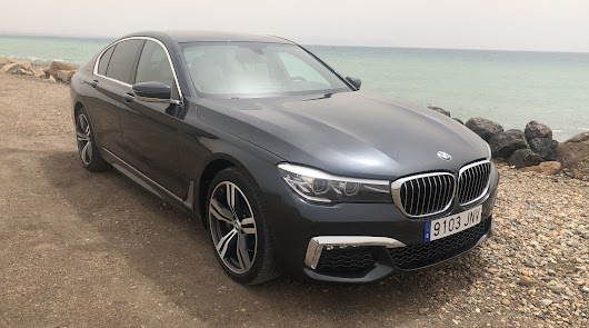 Grupo Playcar dispone de este espectacular BMW 730d