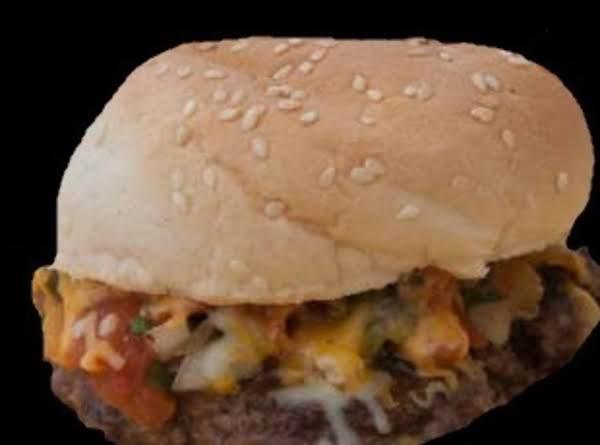 Taco Burgers Recipe
