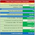 Investment Goal Calculator icon