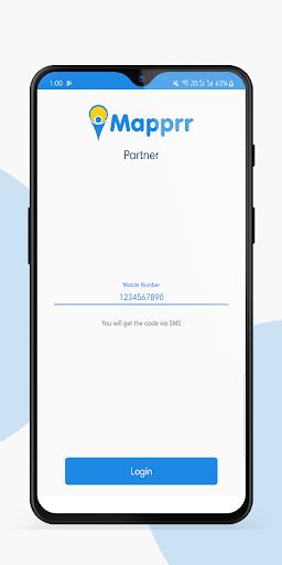 Mapprr Partner screenshots 1