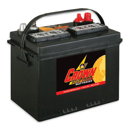 Deep-cycle batteri 12V/95Ah