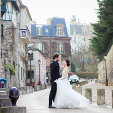 Wedding photographer Polina Laperu (laperoux). Photo of 09.04.2018