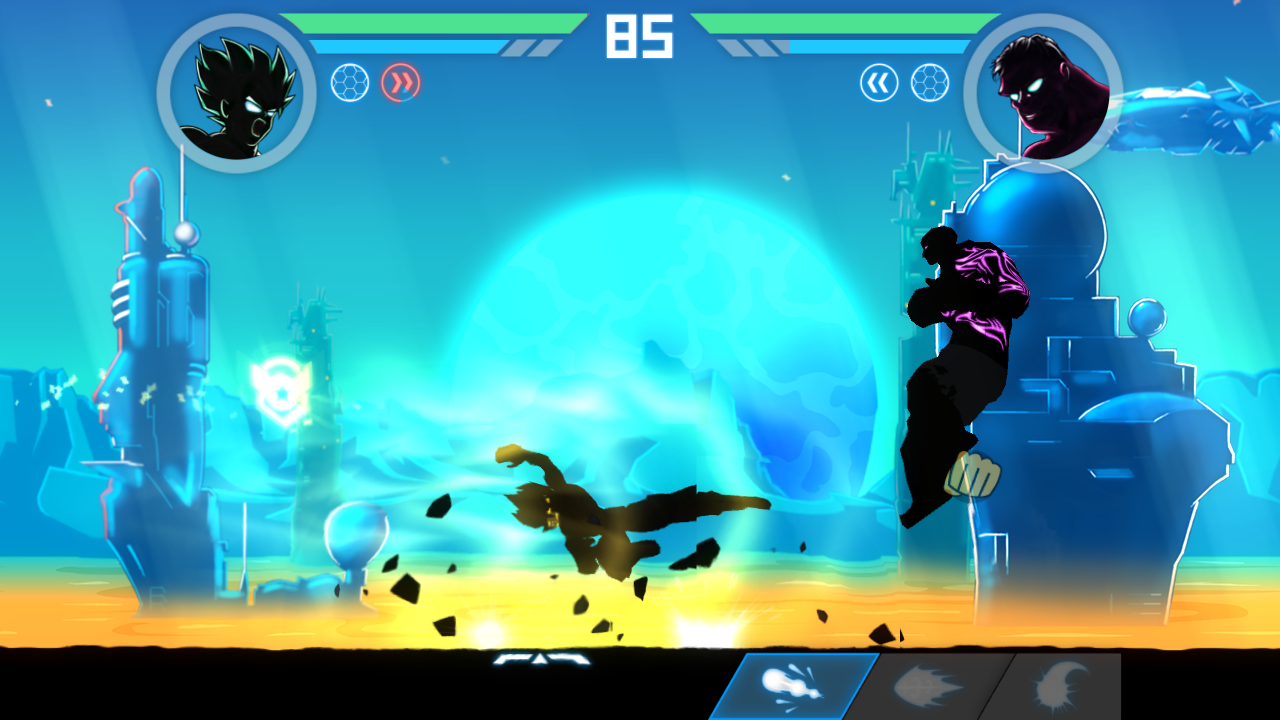 Shadow Battle 2.0- screenshot