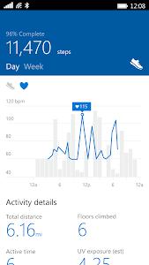 Microsoft Health v1.3.20724.3