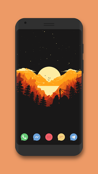 Minimo – Icon Pack v1.11 [Paid]