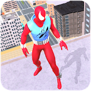 Amazing Spider Super Hero Rope Rescue Mission