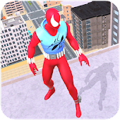 Amazing Spider Super Hero Rope Rescue Mission kostenlos spielen
