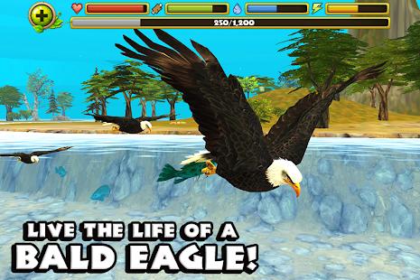Eagle Simulator™ Mod