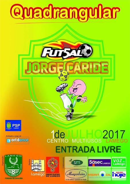 Torneio Quadrangular de Fut5al - 1 de julho - Lamego