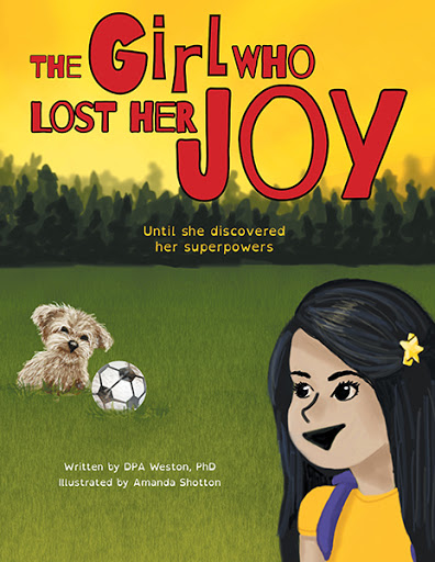 The Girl Who Lost Her Joy cover