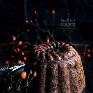 Kerala Fruit Cake.