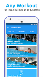 JEFIT Workout Tracker Apk – Weight Lifting, Gym Log App 2