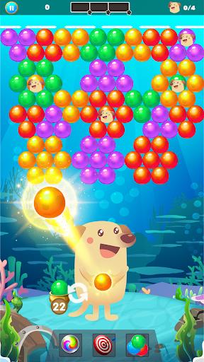 Bubble Shooter Dog - Classic Bubble Pop Game modavailable screenshots 7