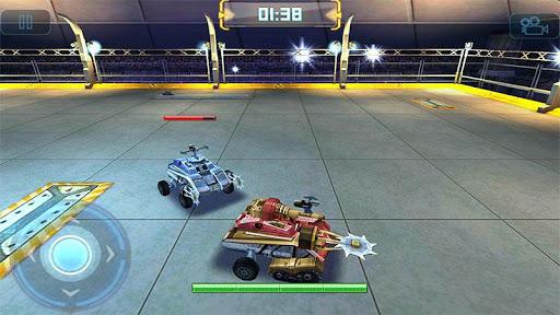 Robot Crash Fight 1.0.2 screenshots 4