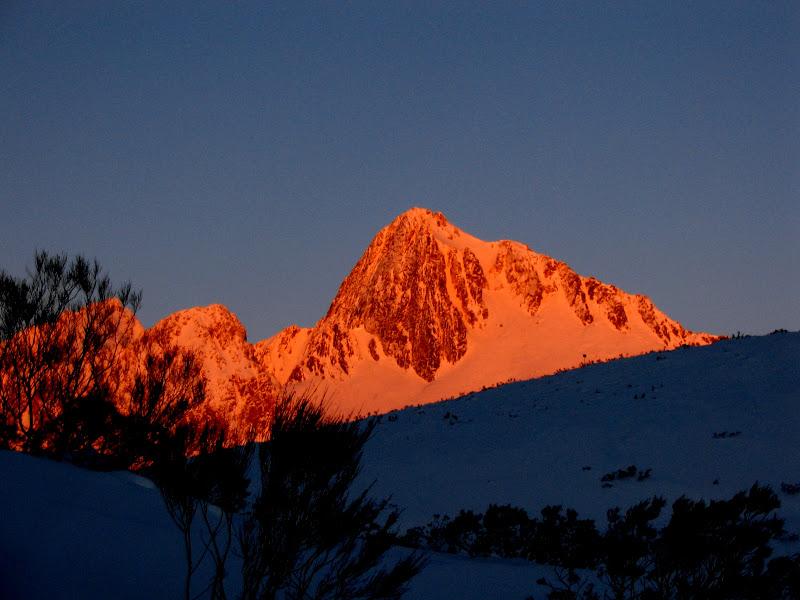 Picu Torres al amanecer