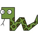 Chrome Snake Game - improved
