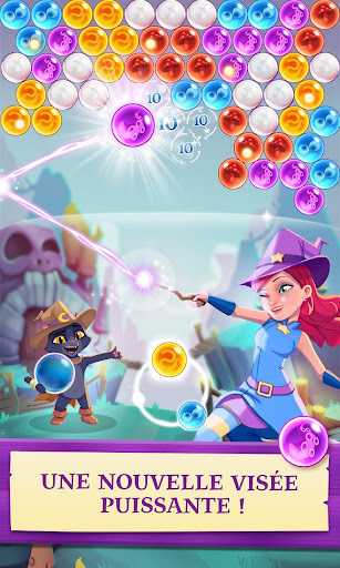 Bubble Witch 3 Saga  captures d'écran 1