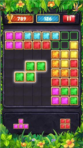 Block Puzzle 1010 Classic : Puzzle Game 2020  captures d'écran 1
