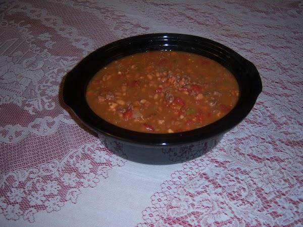 Becky's Hobo Beans And Sweet Cornbread Recipe