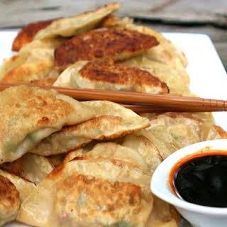 Pot Stickers (Chinese Dumplings).