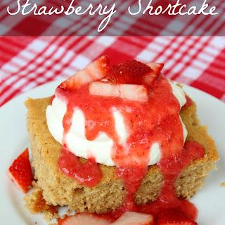 Easy Peasy Strawberry Shortcake