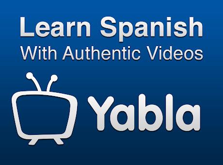 Learn Spanish with Yabla
