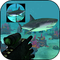 Angry Shark Fish Hunt 2016 icon