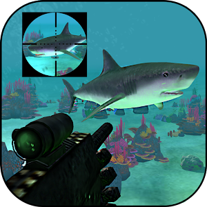 Angry Shark Fish Hunt 2016 for PC and MAC