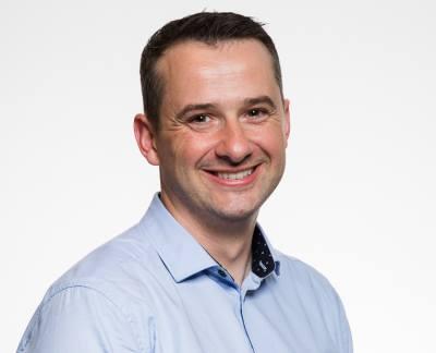 David Higgins, EMEA Technical Director, CyberArk.
