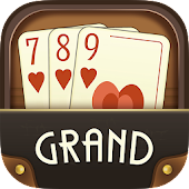 Grand Gin Rummy Free Card Game