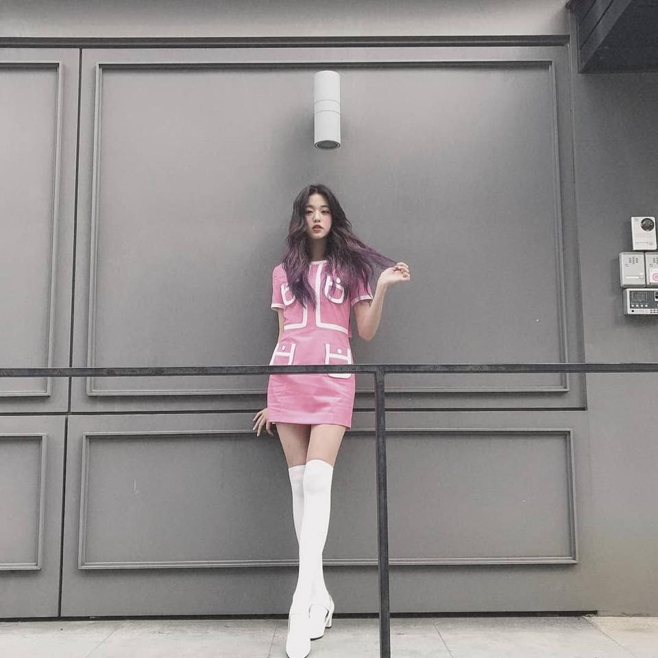 izone-jang-wonyoung-height