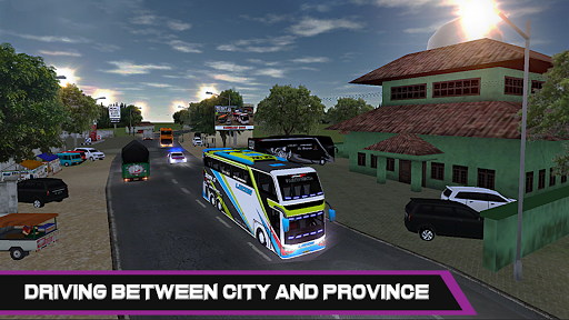 Mobile Bus Simulator 1.0.0 screenshots 6