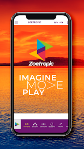 Zoetropic – Photo in motion Pro Mod Apk (All Purchased) 1.9.66 1