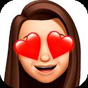 Stickers Memoji for Android WhatsApp WAStickerApps icon