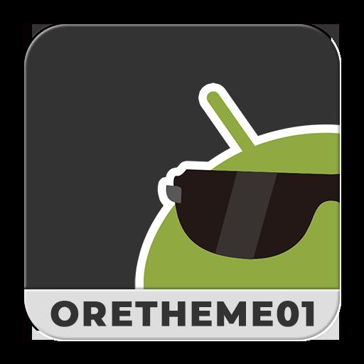 oretheme-01 KLWP Skin Pack APK Cracked Download