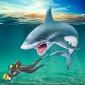 SHARK SIMULATOR HUNGRY ATTACK icon