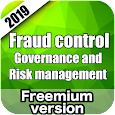 Fraud control, Governance and Risk management 2019 icon