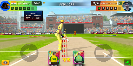 WCB LIVE Cricket Multiplayer:Play PvP Cricket Game  screenshots 1